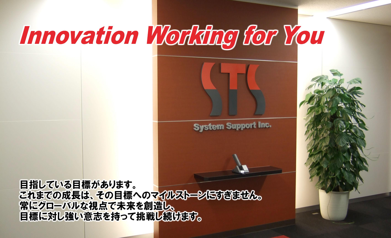 システムサポート