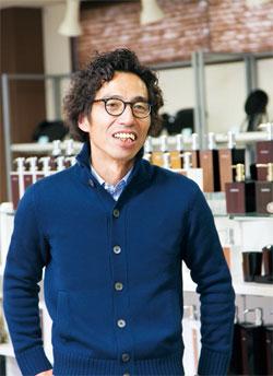 「活性化ファンドは使い勝手がよく、営業にかかわる項目に幅広く使え、大変助かっている」と中嶋敏博社長 写真